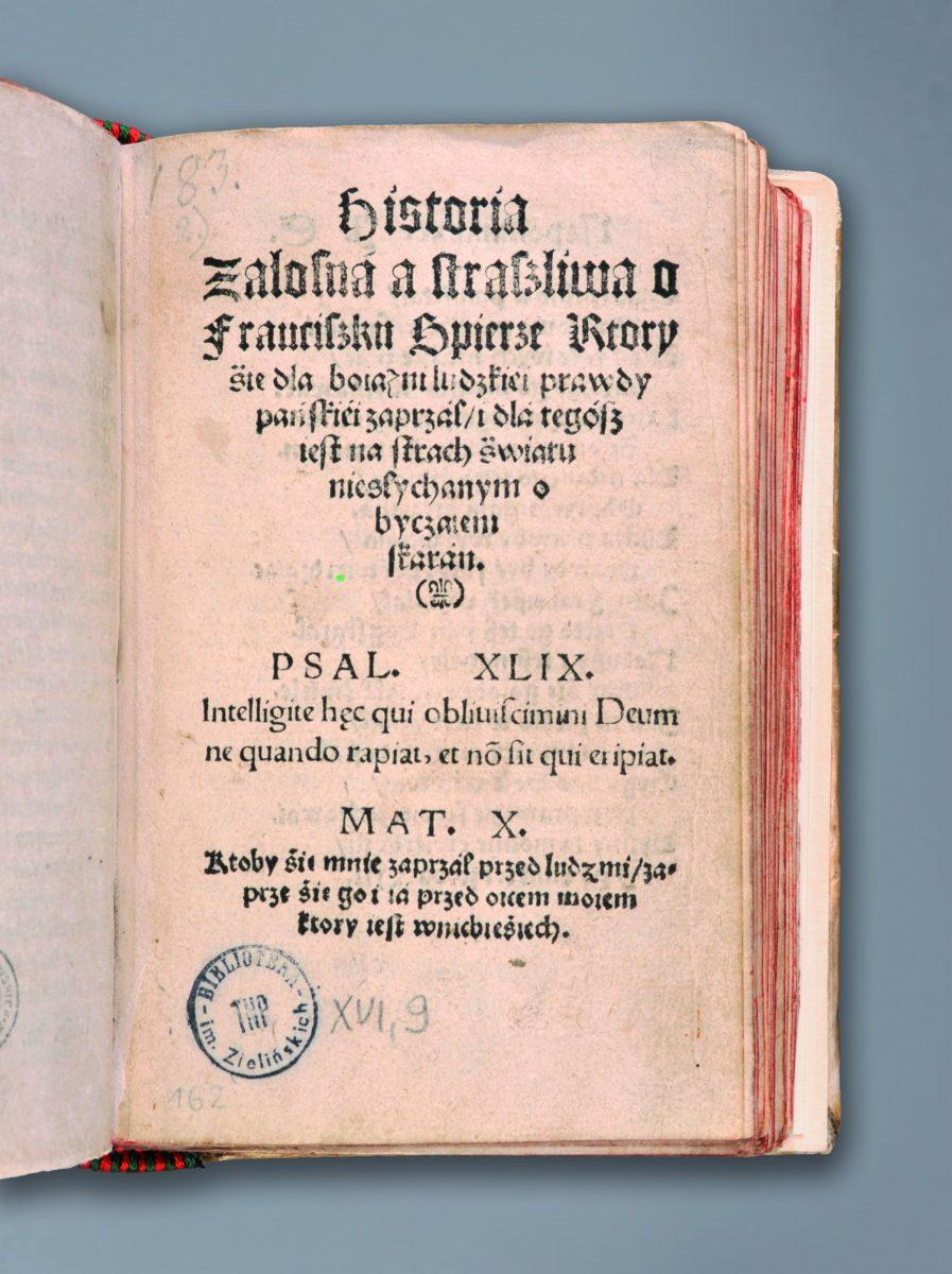 Murzynowski Stanisław, Historia..